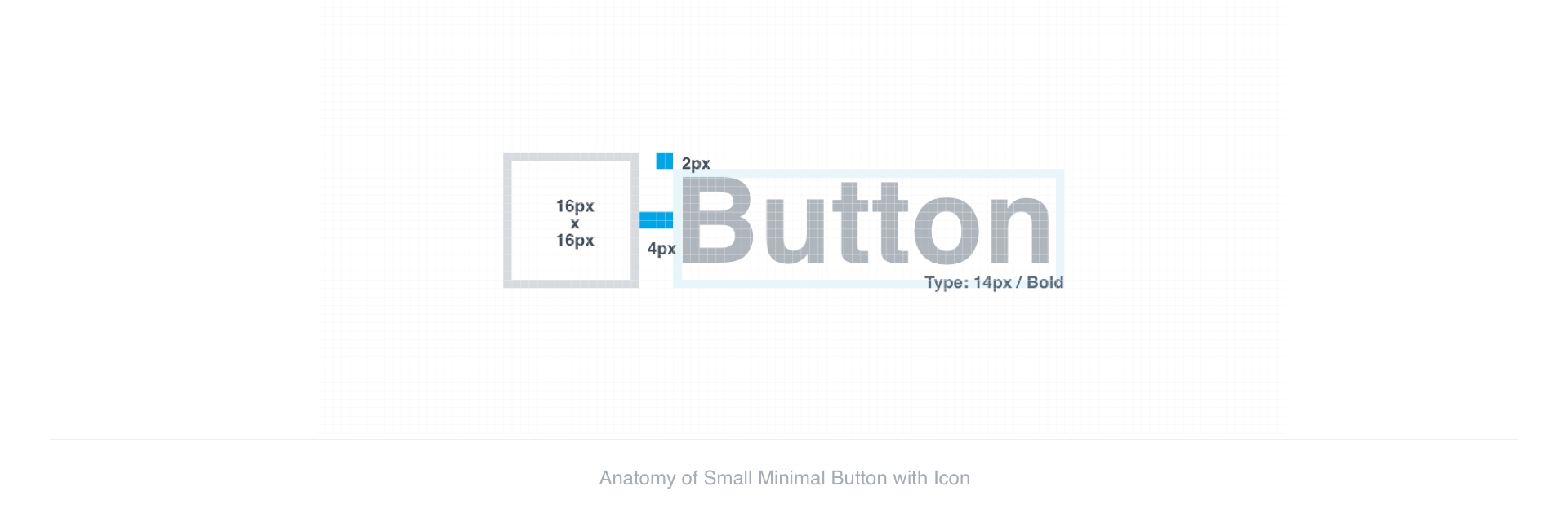 Anatomy of Small Minimal Button